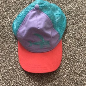 Patagonia fish hat